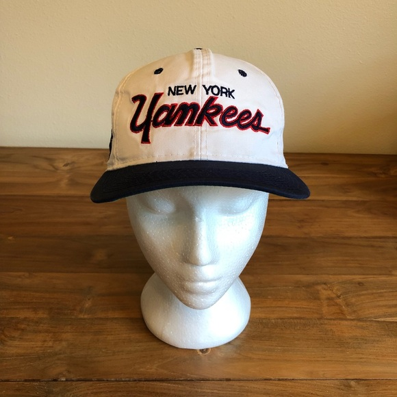 5dba026a Sports Specialties Accessories | Rare New York Yankees Script ...